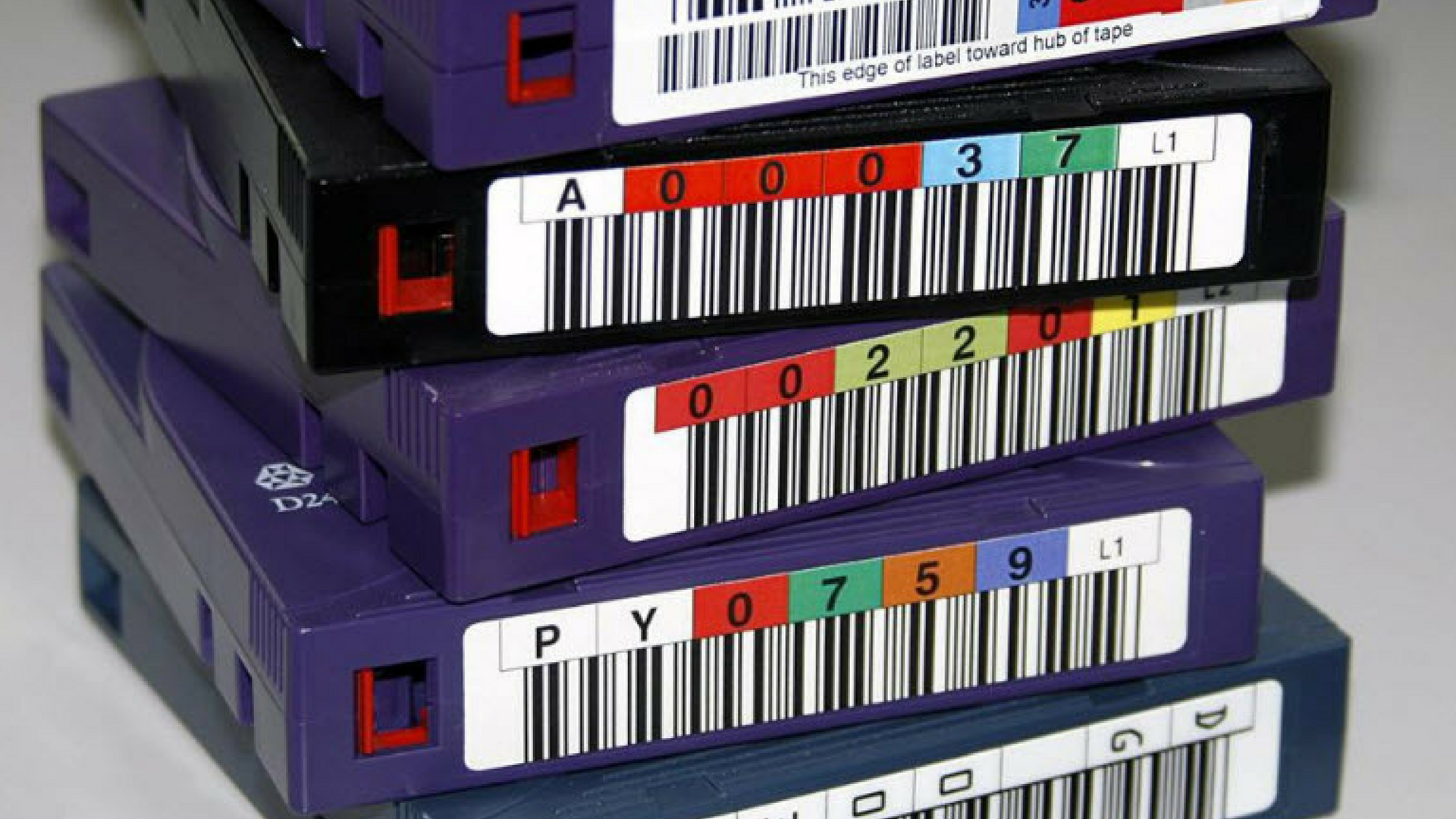 Seery Systems LTO Tape